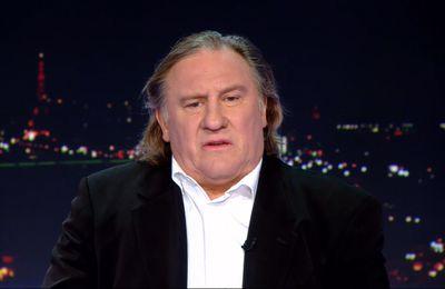 """Gérard Depardieu : """"Je ne suis pas alcoolique"""" - People - MYTF1News"""