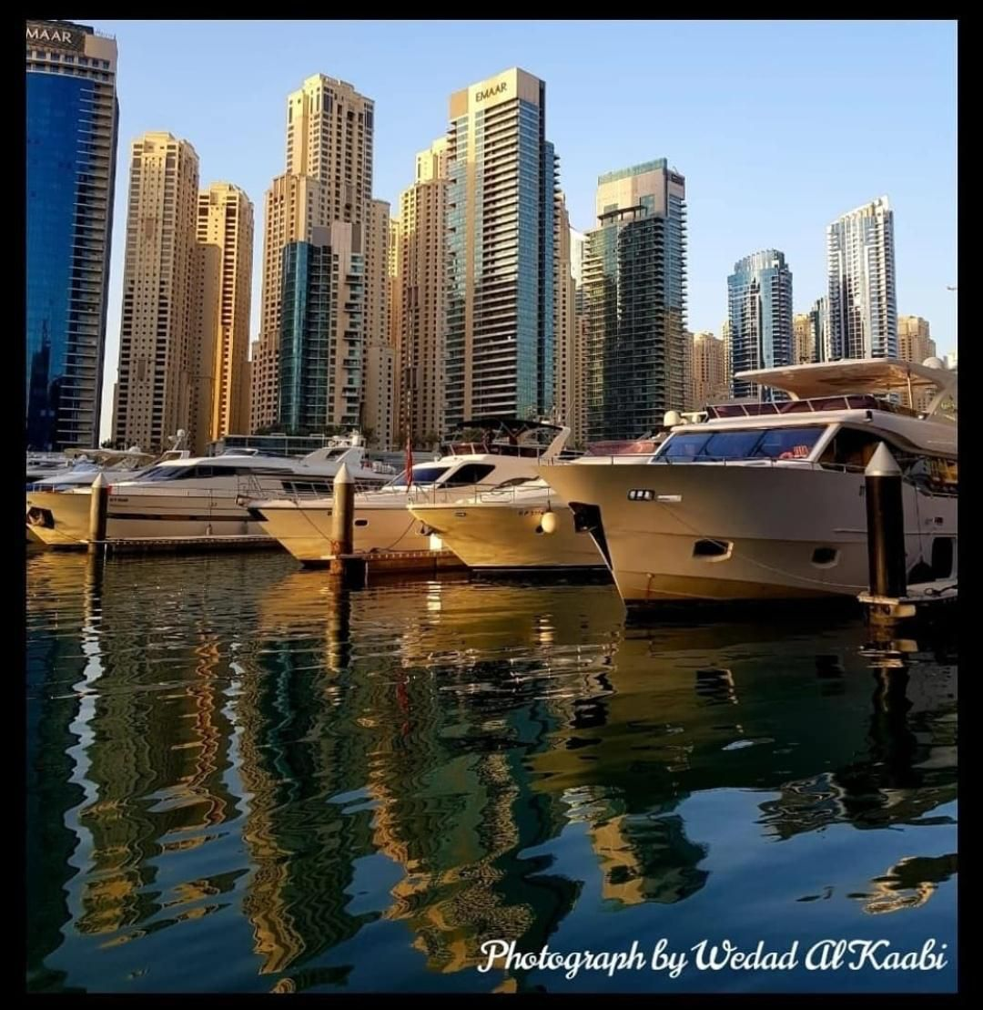 WEDAD AL KAABI DESCRIBES DUBAI
