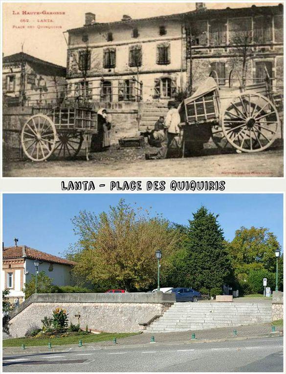 Lanta, Hte Garonne 《14》~