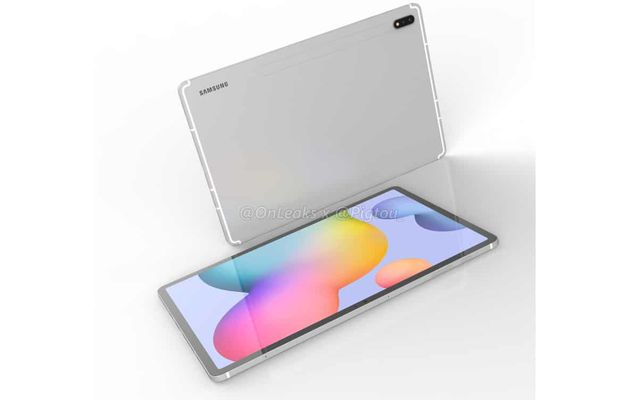 Mobile : Nouvelle tablette android Samsung Galaxy Tab S7