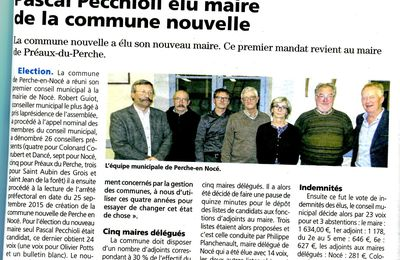 Une commune nouvelle dans l'Orne: Rémalard-en-Perche