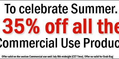 35% off on all CU !