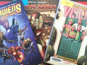 Mon parcours : Comics