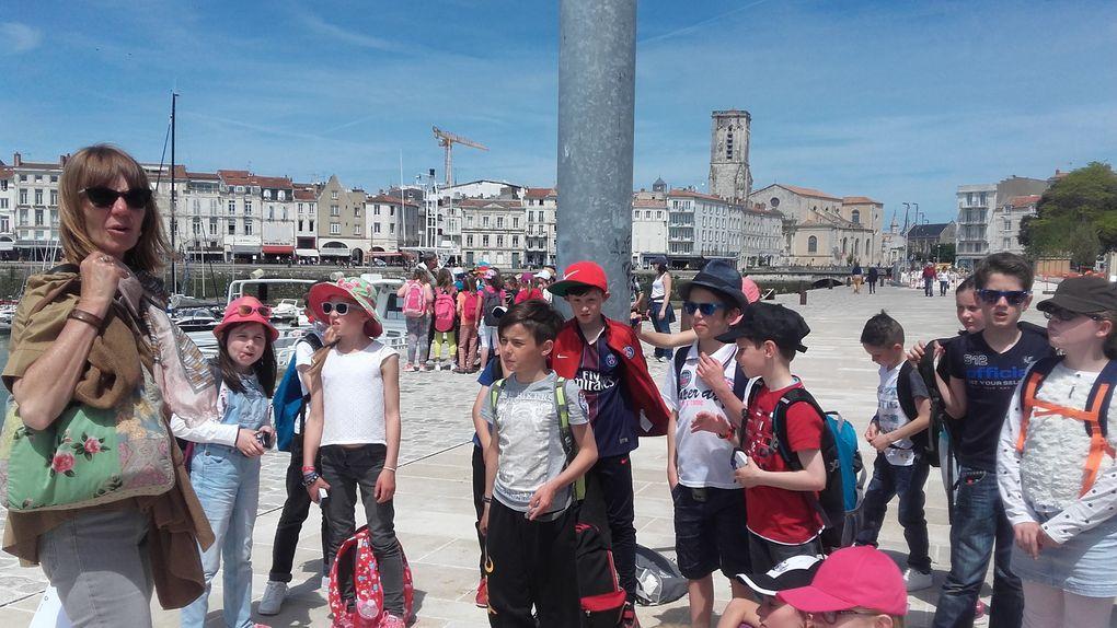 Séjour la Rochelle : Jour 1