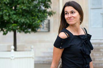 Aurélie Filippetti, le 1er août 2012, 1er conseil des ministres