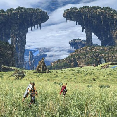 [Test] Xenoblade Chronicles : Definitive Edition
