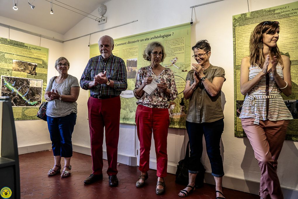 "Castellane : Inauguration de l'exposition ""On s'installe"""