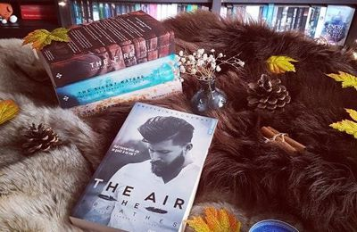 Elements, tome 1 : the air he breathes - Brittainy CherryBr