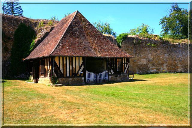 Diaporama château d'Harcourt