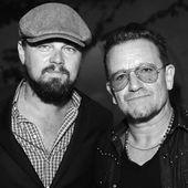 Leonardo Dicaprio et Bono aux oscars 2016 - U2 BLOG