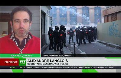 """Nouvelle unité de """"super-CRS"""" : """"Un tour de passe-passe"""" pour Alexandre Langlois. Bravo Mr Langlois, qui ne pratiquez pas la langue de bois !"""