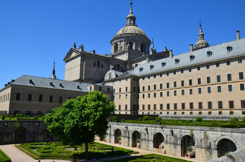 PHOTOS DE MADRID - LAS VENTAS et L'ESCORIAL