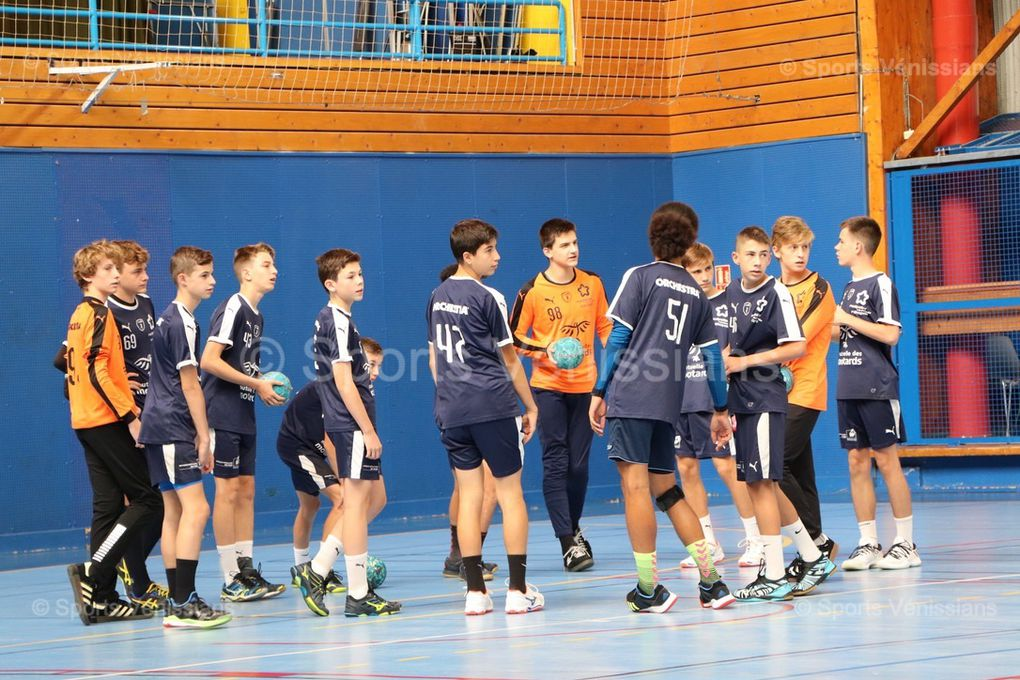 Montpellier Hérault HB a domminé la seconde édition de la Lewandowski Youth Cup