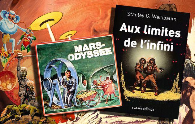 👽 STANLEY WEINBAUM - L'ODYSSÉE MARTIENNE / A MARTIAN ODYSSEY (1934)