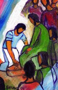 Prière Universelle - La Cène du Seigneur- Jeudi saint