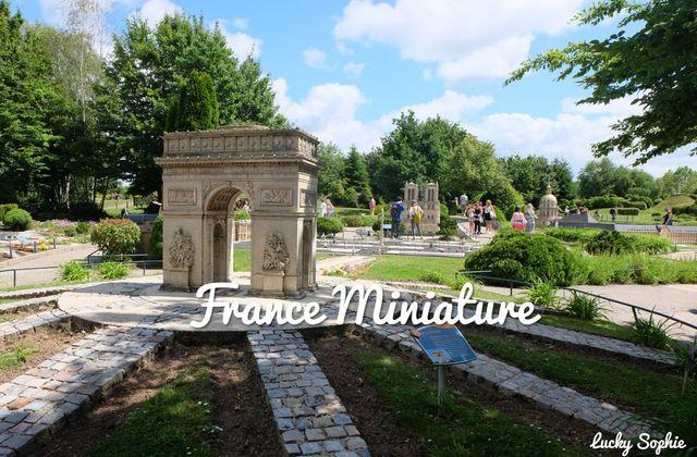 France Miniature : patrimoine français et attractions !