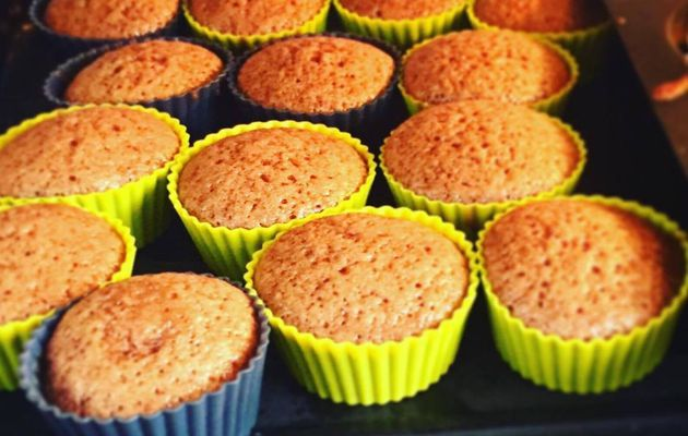 Cupcakes chocolat chantilly et poudre de Tagada #myfoliescupcakes #concours