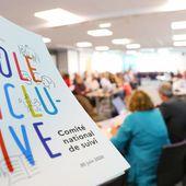 École inclusive : comité national de suivi du 30 juin 2020
