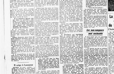 1955 : La Marine et les nudistes du Levant 2/2