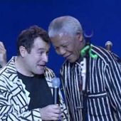 Johnny Clegg (With Nelson Mandela) - Asimbonanga - 1999 Fran