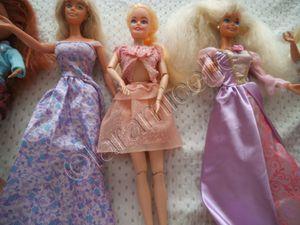 relookage extrême pour poupées