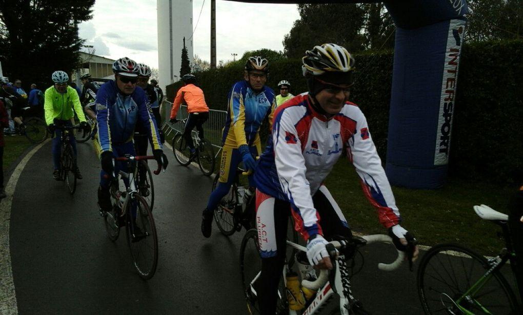Photos Rando Cyclo Plérin.