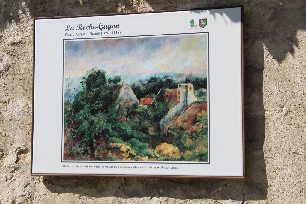 La Roche-Guyon, plus beau village de France