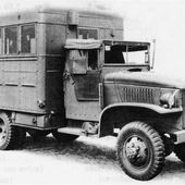 GMC. CCKW 353 Camion Atelier