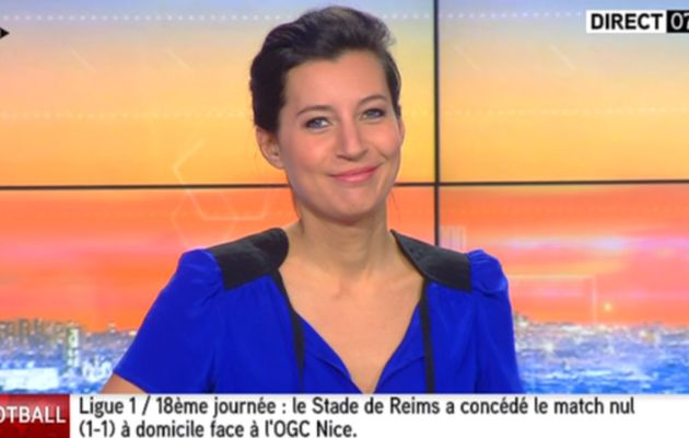 2015 12 13 - ALICE ROUGERIE INTEGRALE WEE-END sur i>tele
