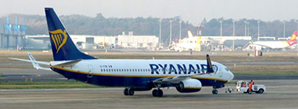 Ryanair launched a huge 100 Days to Christmas