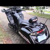 Goldwing F6B Police