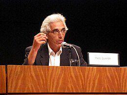 Paul Clavier, philosophe, historien et analyste des systèmes philosophiques