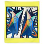 Art Panoply by Michaël BELLON - Fleece Blanket
