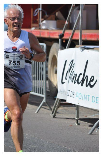Saint Vaast la Hougue : Course de l'huitre (2/2)
