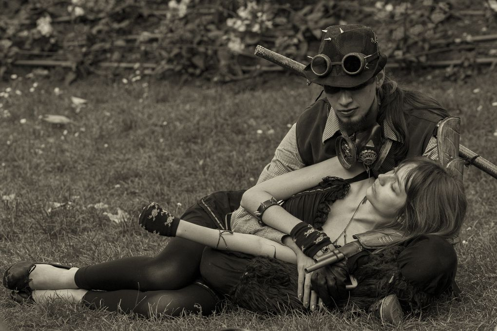 Steampunk-IV - Portraits
