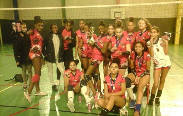 As Volley semaine du 12 au 15 novembre 2019
