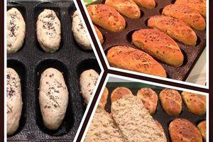 Petits pains express ou navettes