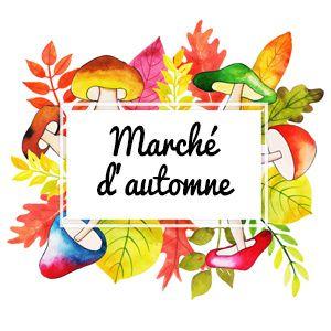 Marché d'automne - Bazar du Livre Edition 2018