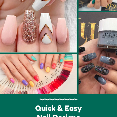 Steps To Avoid For a Beginner When Doing Nail Designs in Scottsdale