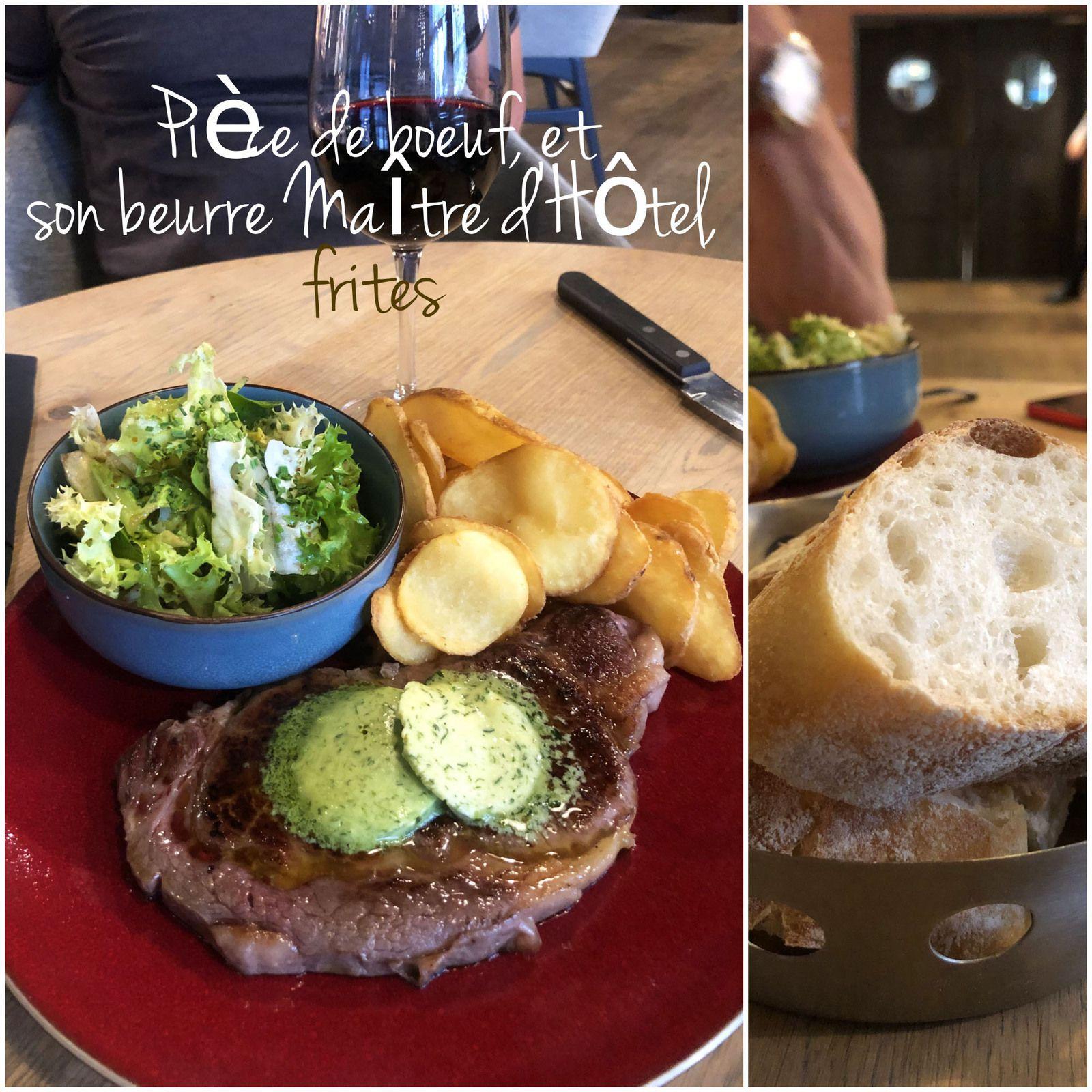 Les Mécaniciens, Restaurant sur Clermont-Ferrand
