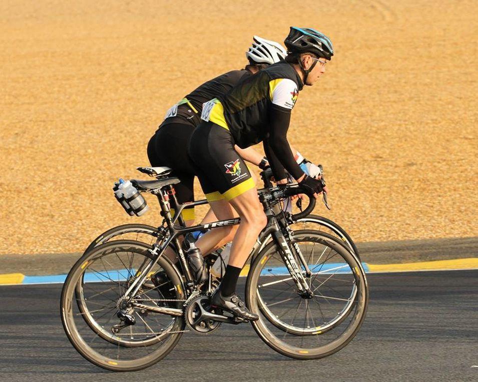 Retour sur les 24 heures du Mans vélo