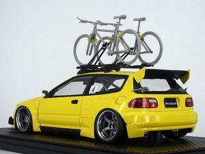 1/18 : Ignition Model dévoile sept nouvelles Honda Civic Stance