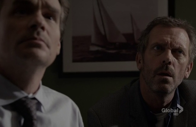 Critiques Séries : House. Saison 8. Episode 21. Holding On.