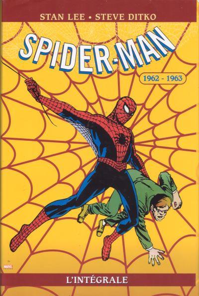 Spiderman. Intégrale 1962/1963