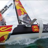 Great Escape 2020 - Alexis Loison winner in the Imoca category - Yachting Art Magazine