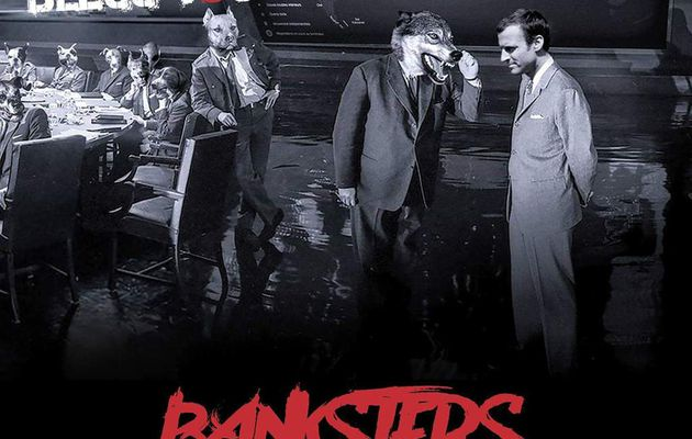 DOG BLESS YOU: Banksters (2019) Post-Grunge