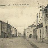Il était une fois saint Beauzire dans le Puy de Dome - L'Auvergne Vue par Papou Poustache