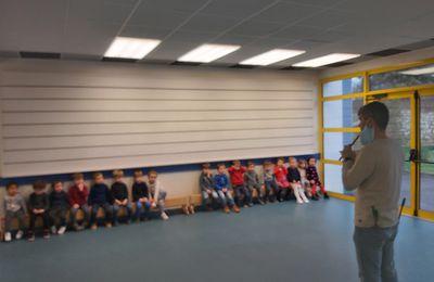 Activités musicales pour la classe de petite section avec Sonerien
