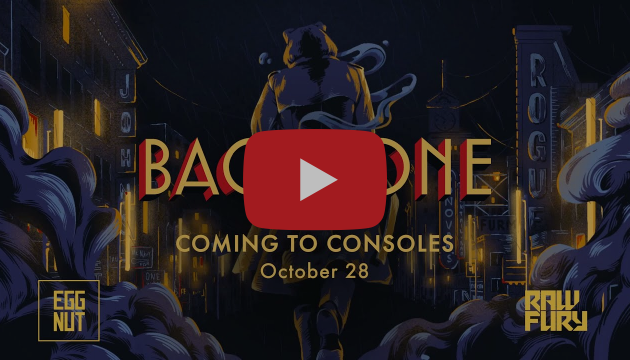[ACTUALITE] Backbone - Sur consoles le 28 octobre