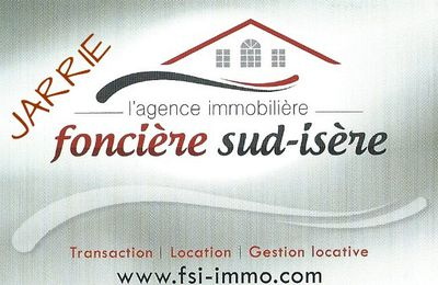 Agence immobilière jarrie